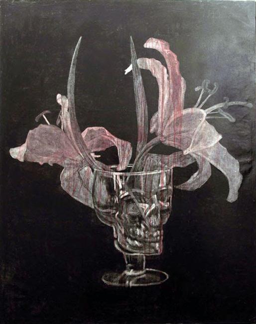 Mavi Escamilla — Cortesía de la galería My Name's Lolita Art