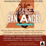 Cartel expo San Angel