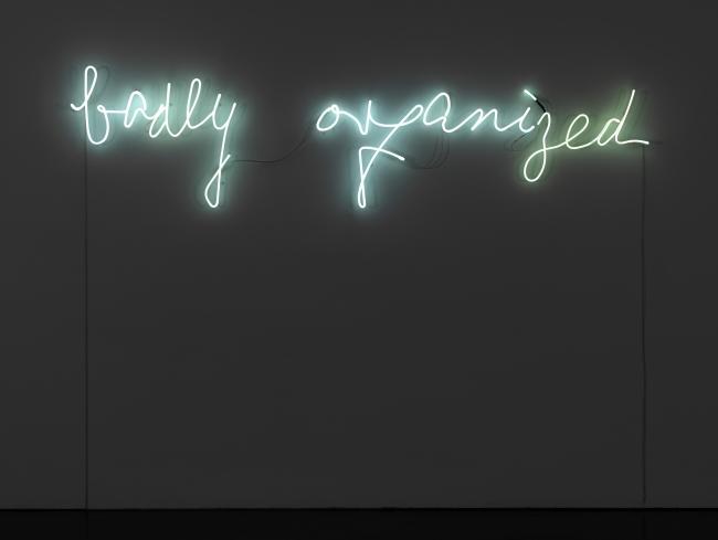 PETER FRIEDL, Untitled (Badly Organized), 2003, Colección MACBA. Fundació MACBA. Donación del artista © Peter Friedl, 2017, Fotografía: Gasull Fotografia —Cortesía ACVic