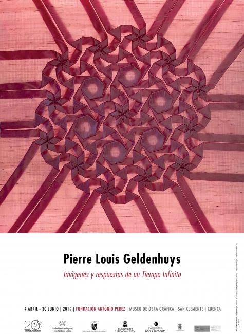 Pierre Louis Geldenhuys. Imágenes y respuestas de un Tiempo Infinito