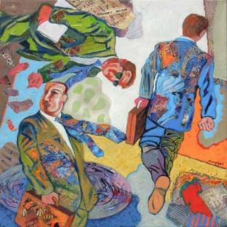Ladislao Magyar. Pinturas en tiempos confusos