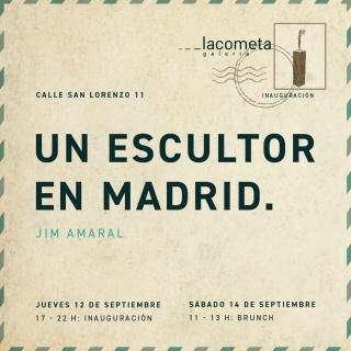 Un escultor en Madrid