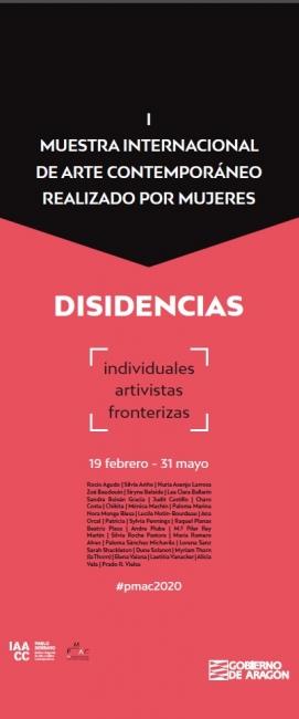I Muestra Intenacional de Arte Contemporáneo realizado por Mujeres