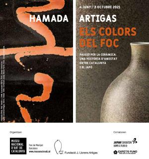 Los colores del fuego. Hamada - Artigas