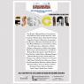 Cartel de exposición ESENCIAL_GALERÍA LÉUCADE