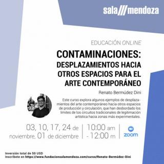 Contaminaciones: Desplazamientos hacia otros espacios para el arte contemporáneo