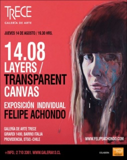 Felipe Achondo, Layers/Transparent Canvas
