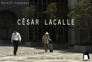 César Lacalle