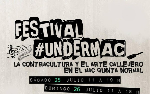 Festival #UNDERMAC