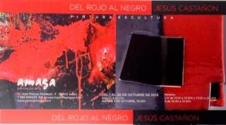 Jesús Castañón, Del rojo al negro