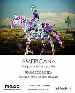 Exposición Americana de Francisco Uceda