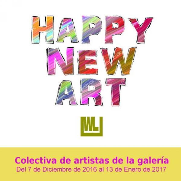Happy New Art