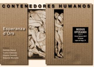 Contenedores humanos