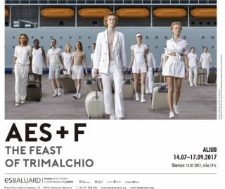 AES+F. The Feast of Trimalchio