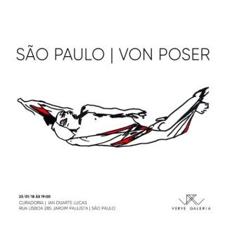 SÃO PAULO | VON POSER. Imagen cortesía Balady Comunicação