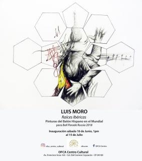 Luis Moro. Raíces ibéricas