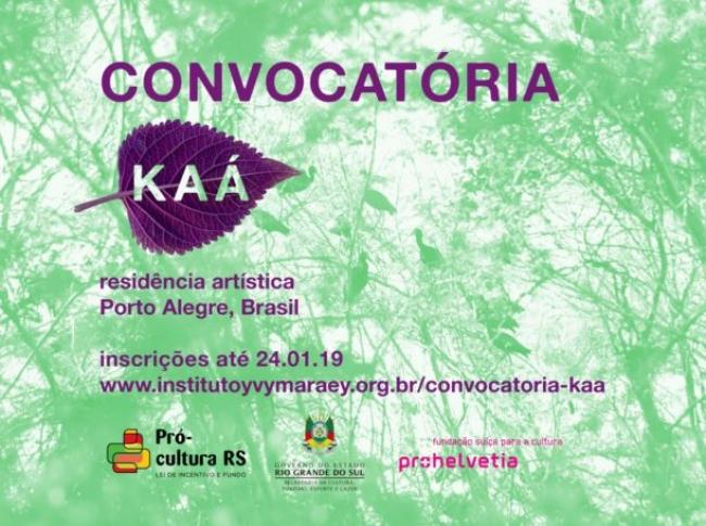 Programa Residencia Kaá