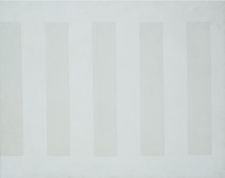 Elena Asins, Sin título, 1968 Asociación Colección Arte Contemporáneo - Museo Patio Herreriano, Valladolid — Cortesía del MUSAC, Museo de Arte Contemporáneo de Castilla y León