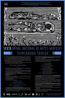VI Bienal Nacional de Artes Gráficas Shinzaburo Takeda
