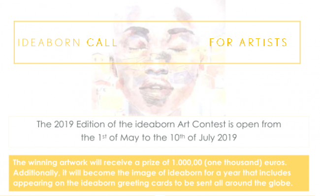 ideaborn Art Contest 2019