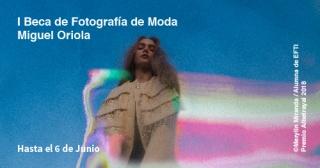 Beca de Fotografía de Moda Miguel Oriola.