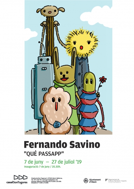 Fernando Savino. Qué Passap