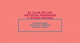 El Club de los Artistas Ingenuos y Otros Socios