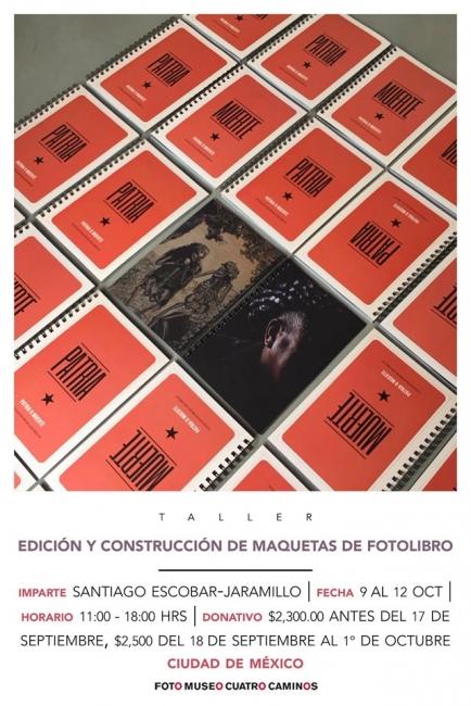 EDICIÓN Y CONSTRUCCIÓN DE MAQUETAS DE FOTOLIBRO