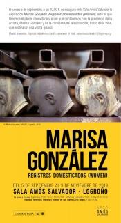 Marisa González. Registros domesticados (Women)