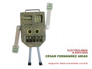 César Fernandez Arias. Electroland & Rayo Box