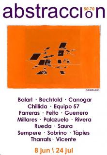 Abstracción en España 1950 \ 1970