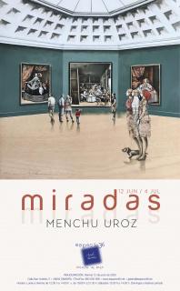 Menchu Uroz. Miradas