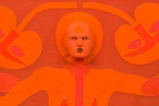 """Jonathan Baldock, """"Sin título"""" (detalle) — Cortesía de La Casa Encendida"""