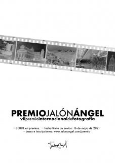 VII Premio Internacional de Fotografía Jalón Ángel