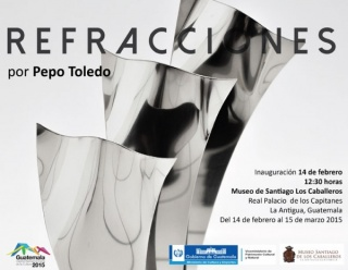 Pepo Toledo, Refracciones
