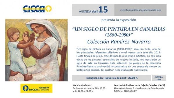 Un siglo de pintura en Canarias (1880-1980). Colección Ramírez-Navarro