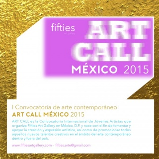 Art Call México 2015