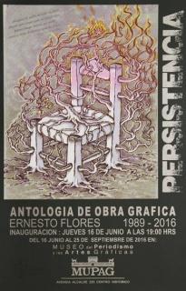 Ernesto Flores, Persistencia