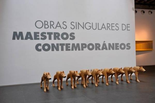 Un recorrido por las piezas fundamentales de 30 maestros contemporáneos venezolanos