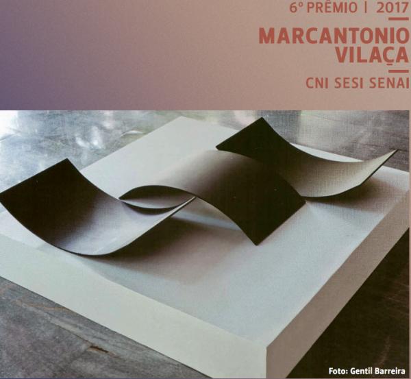6 Prêmio CNI SESI SENAI Marcantonio Vilaça para Artes Plásticas