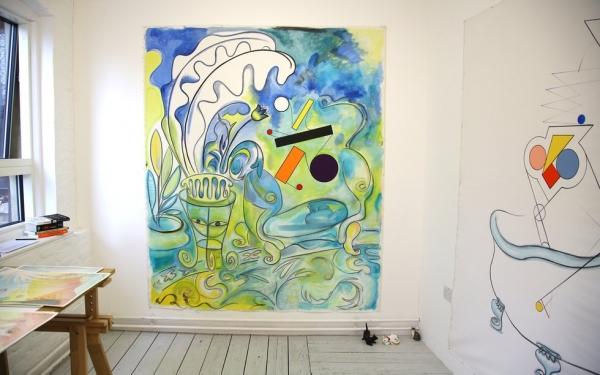 Residency for artist based in Argentina