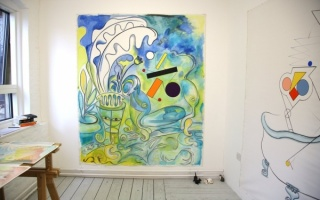 Residency for artist based in Argentina
