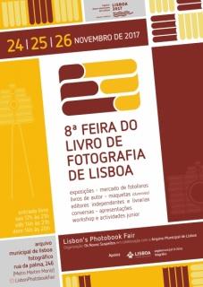 8ª Feira do Livro de Fotografia de Lisboa