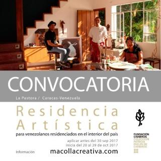 Residencia Artística - Macolla Creativa