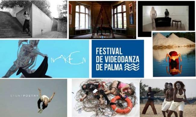 V Festival de Videodanza de Palma