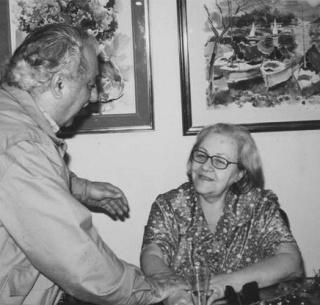 Lola Frexas. Homenaje