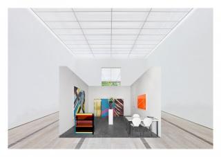 Best Booths  – Air de Paris, Art Genève 2014/ Fondation Beyeler (2017) Collage. Impresión de tintas pigmentadas sobre papel baritado; 30 x 42 cm.