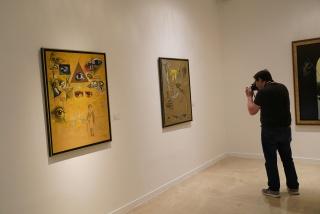 Vista de la exposición — Cortesía del Ayuntamiento de Málaga