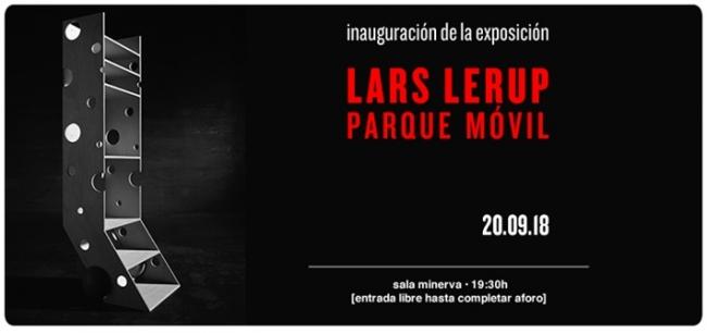 Lars Lerup. Parque Móvil