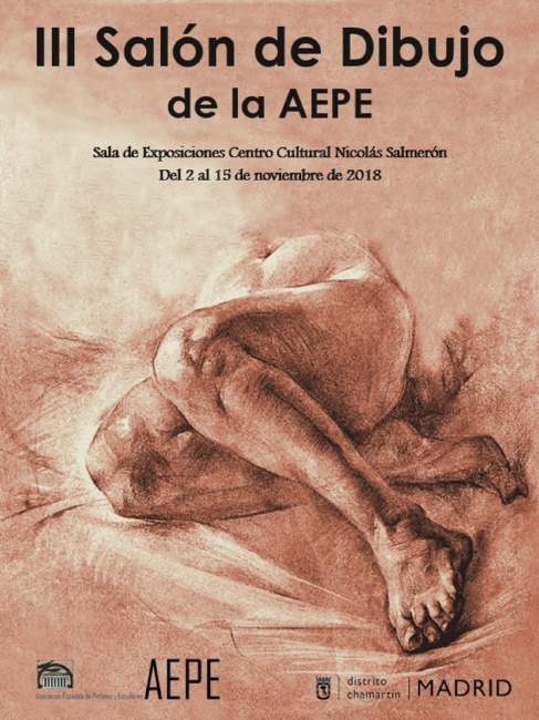 III salón de dibujo de la AEPE